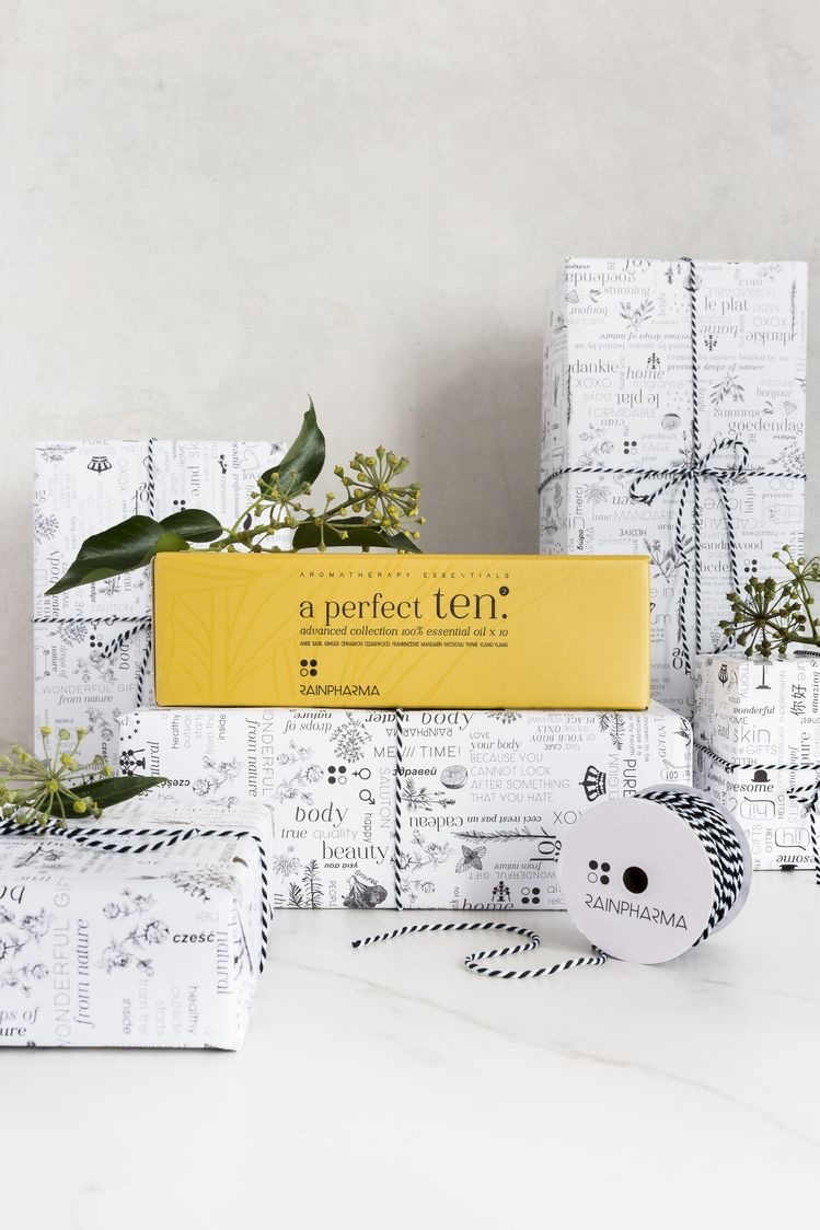 A Perfect Ten Essential Oil -Advanced Collection 2