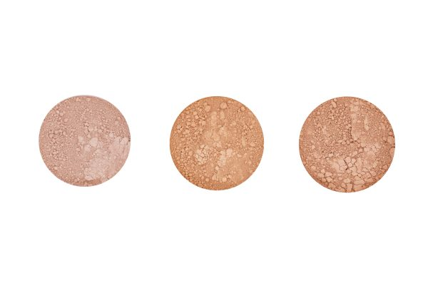 Loose mineral Foundation (Powerful Peach 3)