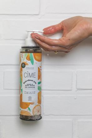 Nuts about you   Hand & body wash